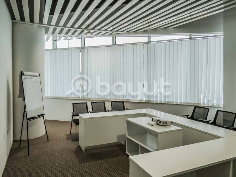 2 Sustainable Work Station For AED 15000 With All Services