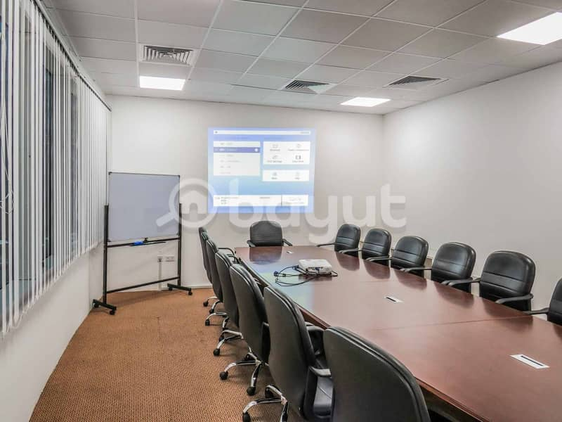 12 Sustainable Work Station For AED 15000 With All Services