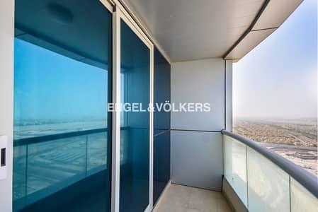 فلیٹ 2 غرفة نوم للبيع في أبراج بحيرات جميرا، دبي - Higher Floor| Vacant| Brand New Building