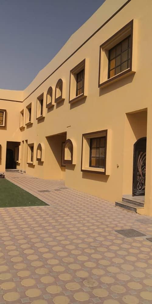 four rooms villa ( 2 floors ) for rent