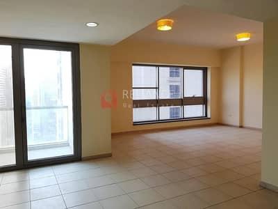 شقة 3 غرفة نوم للبيع في الخليج التجاري، دبي - Spacious 3BR + Maid   Rented   Lake View