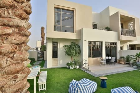 فیلا 4 غرفة نوم للبيع في تاون سكوير، دبي - 1 BED ON GROUND FLOOR| PAY 50% in 2 years | 0% Com