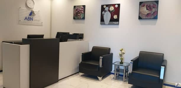 Office for Rent in Business Bay, Dubai - Renew your Trade License -Near to Emirates tower Metro- Sheikh Zayed Road