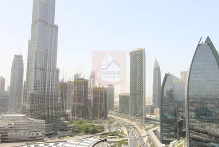 Hotel Apartment for Rent in Downtown Dubai, Dubai - Luxury Living | Spacious | Burj Khalifa View