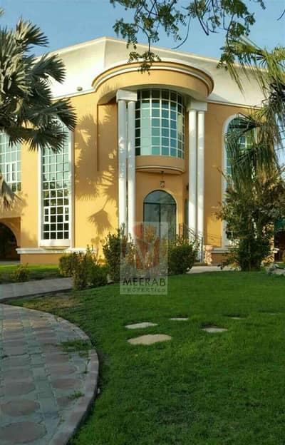 فیلا 5 غرف نوم للايجار في البرشاء، دبي - VILLA W SERVICE BLOCK! 5BHK + MAID + DRIVER ROOM