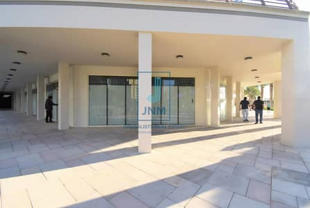 Office for Rent in Jumeirah Lake Towers (JLT), Dubai - Lake view for new retail in Dubai Star