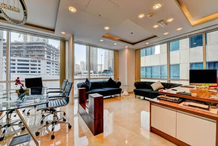 Office for Rent in Business Bay, Dubai - Fully Furnished Office Space for Rent in Business Bay