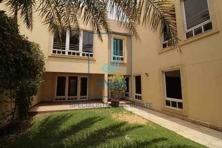 4 Bedroom Villa for Rent in Jumeirah, Dubai - 4 Bedroom villa in secured compound