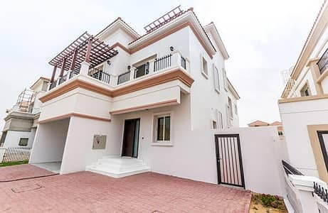 4 Bedroom Villa for Sale in The Villa, Dubai - Fully customized ! 4 bedroom + Maid room Villa For sale