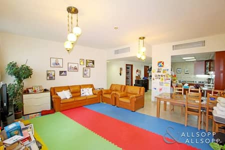شقة 2 غرفة نوم للبيع في موتور سيتي، دبي - Rented | 2 Bedroom | Good Size | Balcony