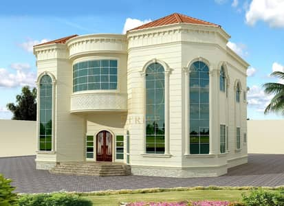 5 Bedroom Villa for Sale in Al Shamkha South, Abu Dhabi - Fabulous Villa in al shamkha