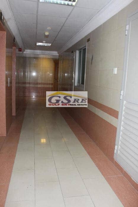 12 Good Price 1 BHK  flat 403 -  Al Khan Area - Sharjah