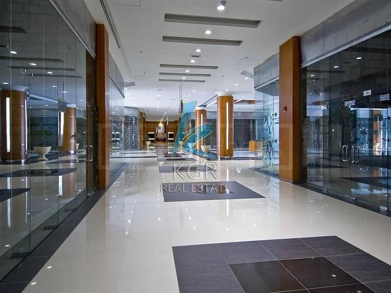 10 Spacious Shell and Core Retail Unit |DIFC