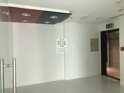 Office for Rent in Barsha Heights (Tecom), Dubai - corner unit fully fitted with reception 6 glass partitions