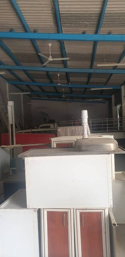 Warehouse for Rent in Industrial Area, Sharjah - 2 Fully Covered 4500 Sq Ft Warehouses with 20000 Sq Ft Open-Land TOLET in IA no. 1 Sharjah
