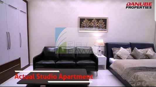استوديو  للبيع في ليوان، دبي - Pay only 1% monthly No commission Studio for Sale Direct from Developer