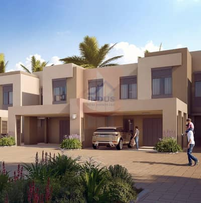 3 Bedroom Townhouse for Sale in Town Square, Dubai - 90% on Handover | Type 10 3BR+M | Safi TH