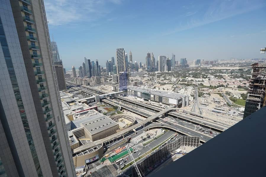 19 LUXURIOUS 1 BEDROOM SERVICE APARTMENT IN DAMAC THE SIGNATURE 5 MINS FROM DUBAI MALL