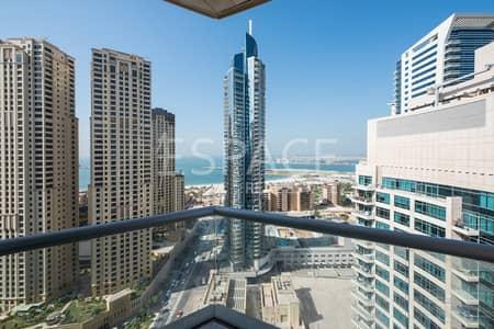فلیٹ 1 غرفة نوم للايجار في دبي مارينا، دبي - Best Price | Chiller Free | Vacant | Emaar