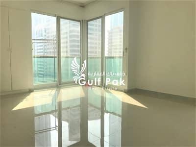 3 Bedroom Apartment for Rent in Hamdan Street, Abu Dhabi - Luxury 3BHK Maids Room Balcony near Hamdan Center