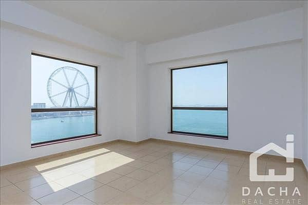 1 Stunning full sea view apartment for rent in Rimal 5