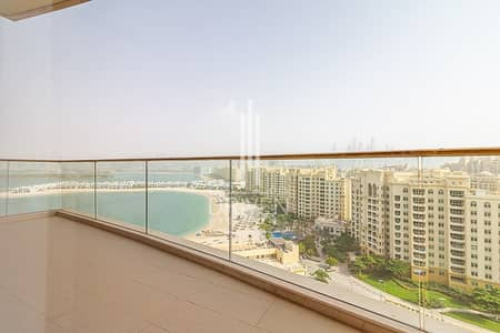 2 Bedroom Apartment for Rent in Palm Jumeirah, Dubai - Vacant 2 Bedroom Apartment in Palm Jumeirah