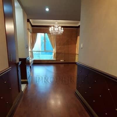 شقة 1 غرفة نوم للايجار في دبي مارينا، دبي - Al Mesk 1BR plus Study Partial Marina View
