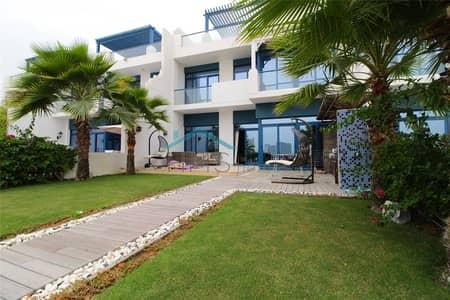 فیلا 5 غرفة نوم للايجار في نخلة جميرا، دبي - Stunning 5 Bed Palma Residence Beach