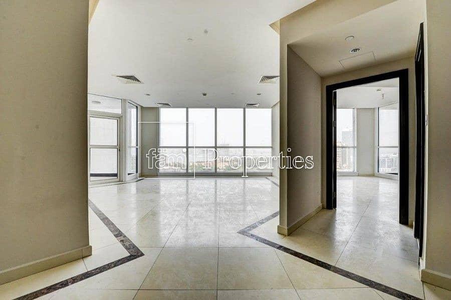 2 Marina Views | High Floor | Vacant | Unfurnished
