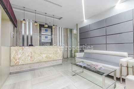 Office for Sale in Business Bay, Dubai - Exclusive Furnished Office in Bay Square