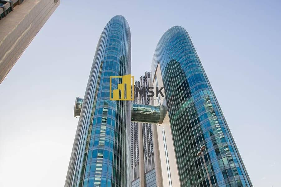 16 Fitted Office in DIFC - South Tower - Emirates Financial Towers