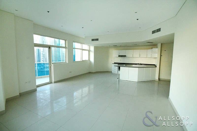 2 Large 2 Bedroom | Marina Views | Balcony