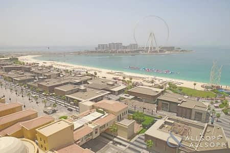 Sea View   Unfurnished   3 Bed   Vacant