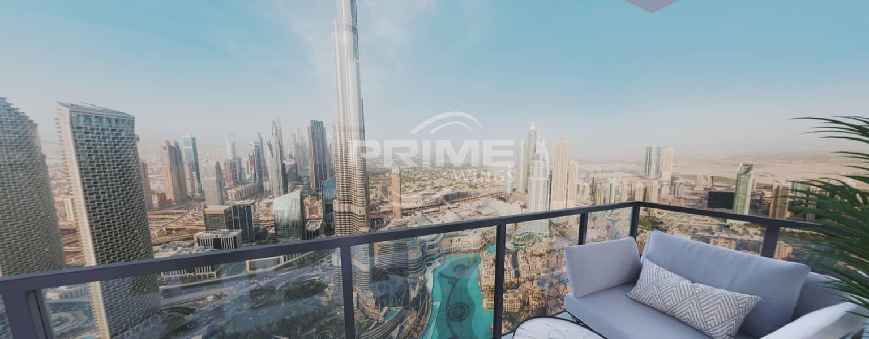 2 Luxury 3Bedroom by Emaar Properties