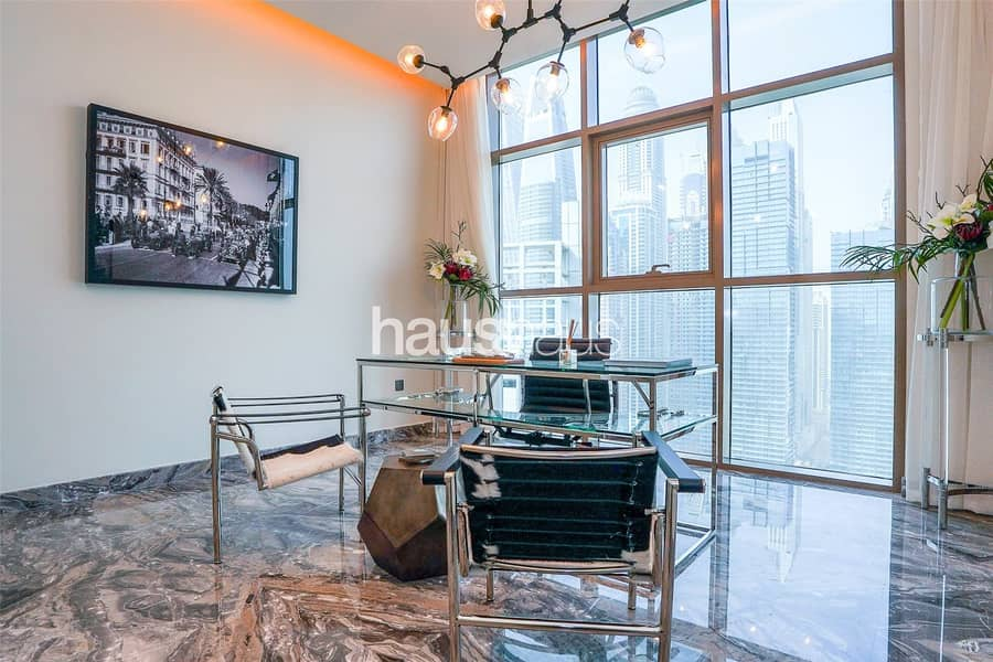 10 Magnificent Penthouse | Marina View | Brand New
