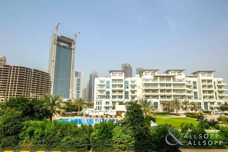 2 Bedroom Apartment for Rent in Jumeirah Heights, Dubai - Available Now   Lake Views   Two Bedrooms