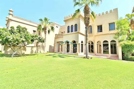فیلا 3 غرف نوم للبيع في نخلة جميرا، دبي - Vacant | Canal Cove | 3 Bed plus maids