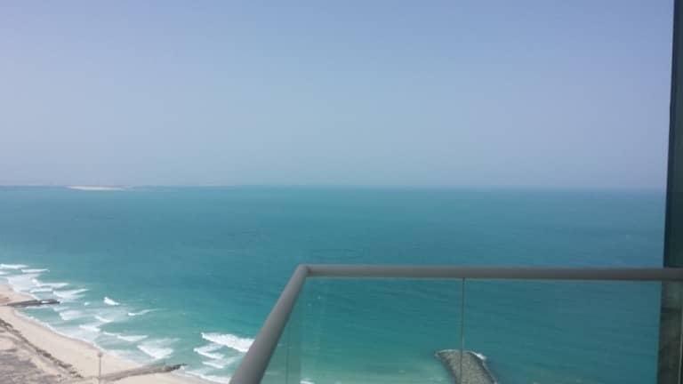 2 Al Bateen Apartment 3BR Maid for Sale Full Sea View