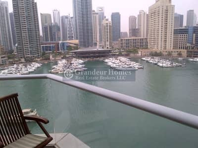 3 Bedroom Flat for Sale in Dubai Marina, Dubai - Spacious 3 Bedroom in Paloma with Full Marina View