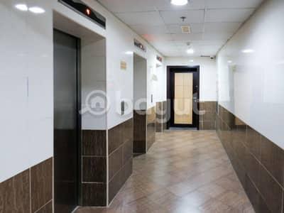 شقة 2 غرفة نوم للايجار في جاردن سيتي، عجمان - شقة في Almond Towers أبراج اللوز 2 غرف 27000 درهم - 4246494