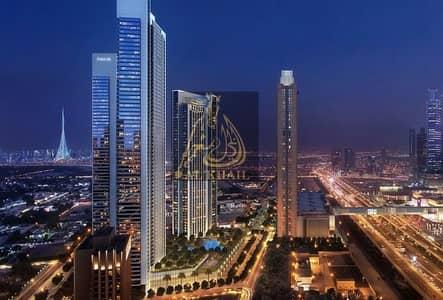 Beautiful 1BR Apartment for sale in Downtown Dubai   3 Years Post handover   Dubai Fountain & Burj Khalifa Views