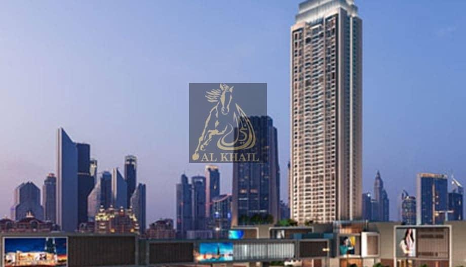 2 Beautiful 1BR Apartment for sale in Downtown Dubai   3 Years Post handover   Dubai Fountain & Burj Khalifa Views