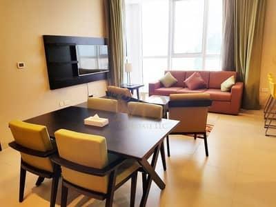 فلیٹ 1 غرفة نوم للايجار في منطقة الكورنيش، أبوظبي - Your next homeFully furnished and ready