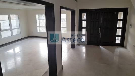 فیلا 5 غرفة نوم للايجار في المنارة، دبي - Spacious Semi-Independent Villa near J3 mall