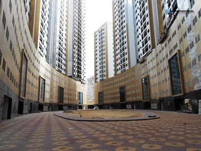 02 غرفة نوم شقة متاحة للايجار في أبراج لؤلؤة عجمان. 30000 / - مع وقوف السيارات