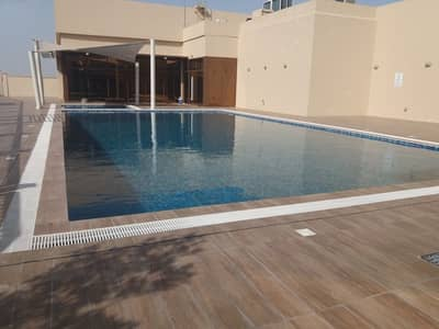 3 Bedroom Flat for Rent in Mohammed Bin Zayed City, Abu Dhabi - Brand new 3 B/R Duplex apt with maids room in Luxury community with POOL and GYM ^^ MBZ City