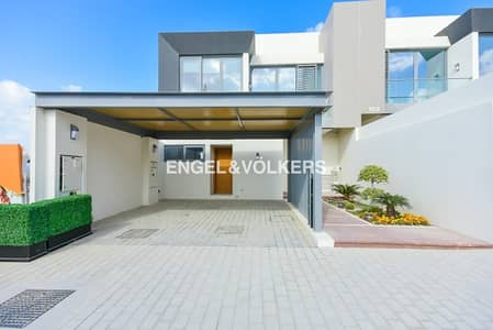 4 Bedroom Townhouse for Sale in Wasl Gate, Dubai - Best Price |Pool View | Corner | Resale