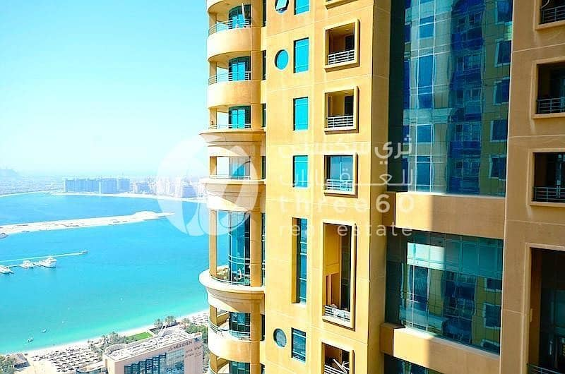 2 En-suite 2 BR | Fully Furnished | Sea View