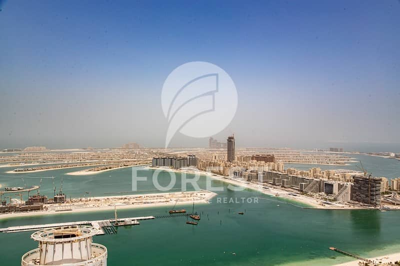 2 Amazing Full Sea View | Spacious 4BR | Vacant