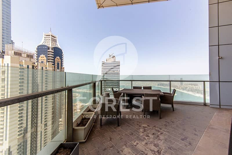 10 Amazing Full Sea View | Spacious 4BR | Vacant